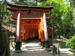japan Inari torii