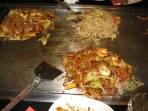 japan fried noodles