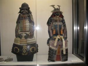japan himeji samurai armor