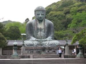 japan kamakura kotoku-in daibutsu buddha