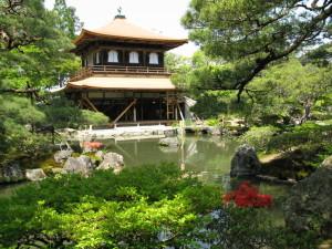 japan kyoto Ginkaku-ji temple silver pavilion