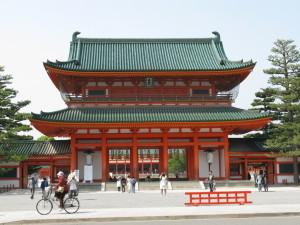 japan kyoto Heian shrine