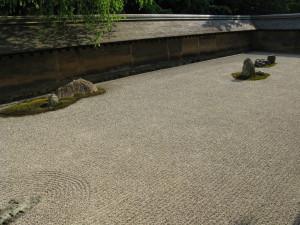 japan kyoto Ryoan-ji temple zen garden