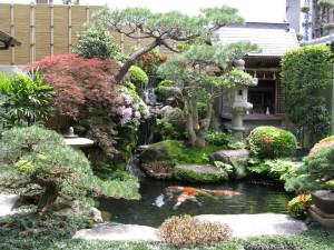 japan miyajima garden