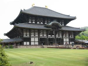 japan nara Todai-ji temple
