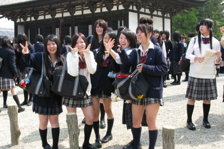 Yokoso Japan (Benvenuti in Giappone) – parte 3