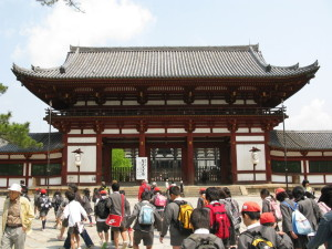 japan nara temple