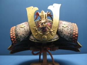 japan samurai helmet
