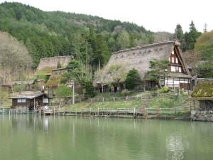 japan takayama hida no sato ancient folk village 1